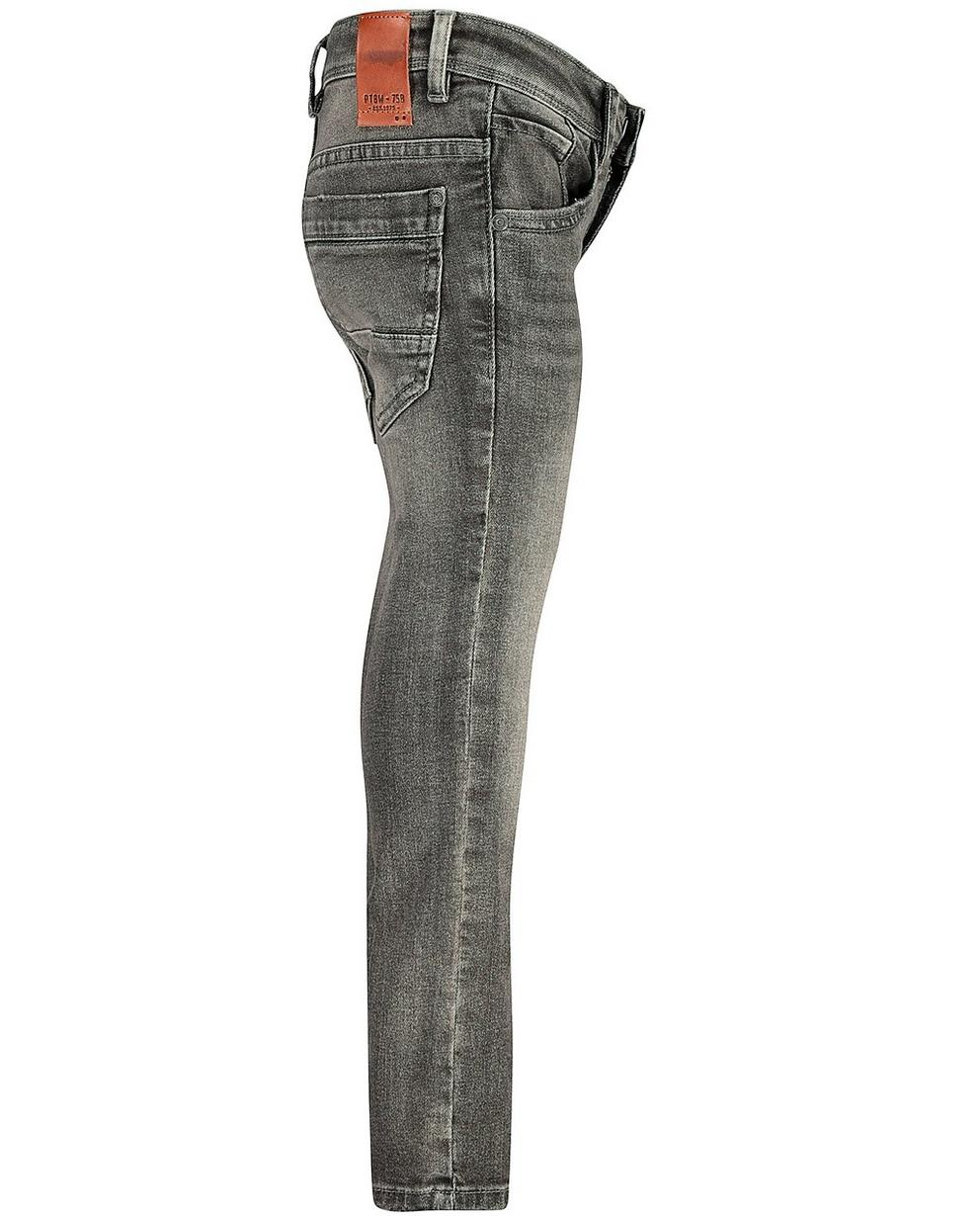 Jeans - grey - Skinny straight jeans